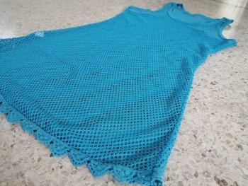 Foto Carousel Producto: Vestido de playa talla L nuevo  GoTrendier
