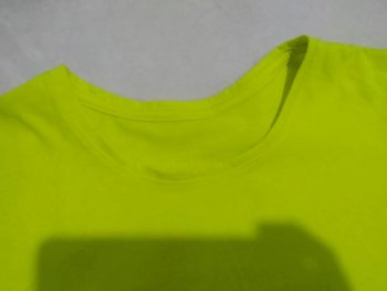 Foto Carousel Producto: Camiseta básica corta verde GoTrendier