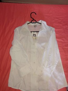Foto Carousel Producto: Camisa blanco hueso GoTrendier