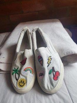 Foto Carousel Producto: Zapatos estampados Sybilla GoTrendier