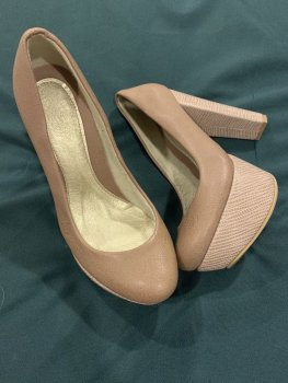 Foto Carousel Producto: Zapatos altos con plataforma  GoTrendier
