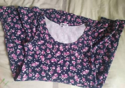 Foto Carousel Producto: Vestido de flores facol GoTrendier
