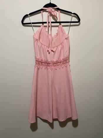 Foto Carousel Producto: Vestido NUEVO aplique bordado  GoTrendier