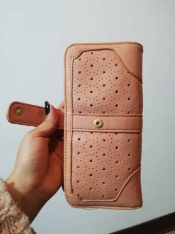 Foto Carousel Producto: Billetera palo de rosa GoTrendier