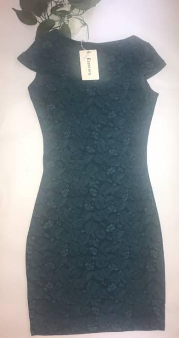 Foto Carousel Producto: Vestido color verde Marca Esspring GoTrendier