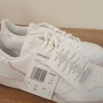 Foto Carousel Producto: Adidas aplique tornasol ORIGINAL TALLA38 GoTrendier