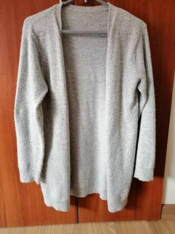 Foto Carousel Producto: Lindo Saco gris largo GoTrendier