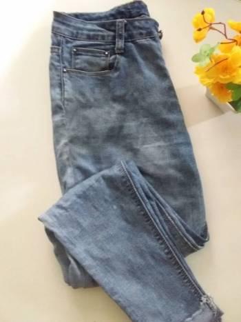 Foto Carousel Producto: Jeans talle alto  GoTrendier
