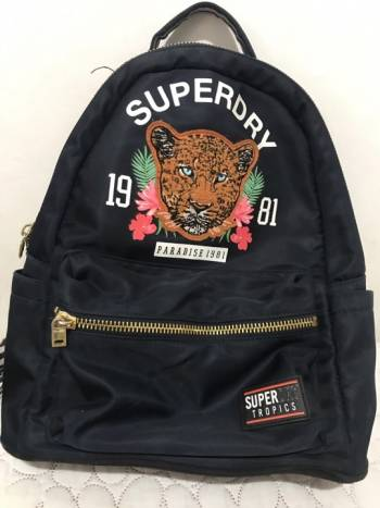 Foto Carousel Producto: Morral superdry  GoTrendier