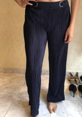 Foto Carousel Producto: Pantalon de tela tipo acordeon  GoTrendier
