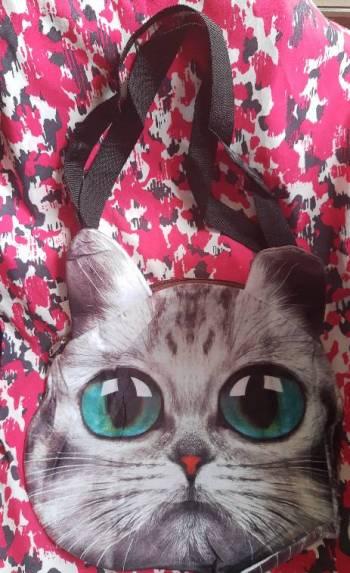 Foto Carousel Producto: Combo bolso Gatos!!! GoTrendier