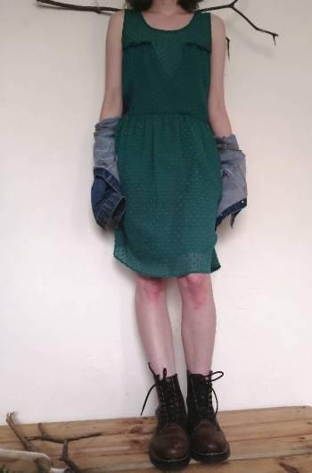 Foto Carousel Producto: Vestido Zara  GoTrendier