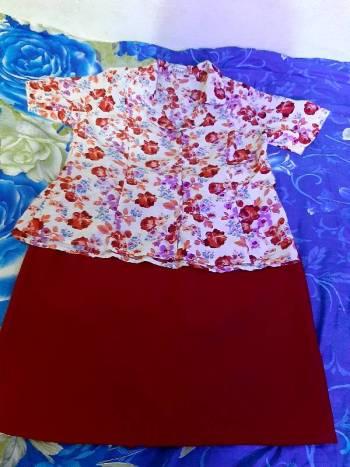Foto Carousel Producto: Conjunto falda y blusa GoTrendier
