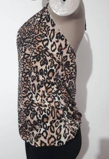 Foto Carousel Producto: Blusa animal print talla M GoTrendier