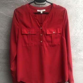Foto Carousel Producto: Blusa Roja talla S / M GoTrendier