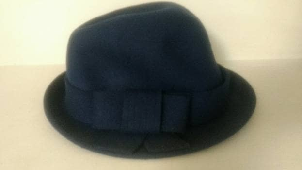 Foto Carousel Producto: Sombrero azul oscuro GoTrendier