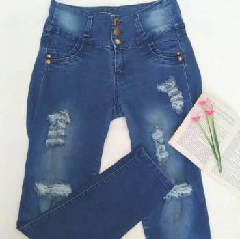 Foto Carousel Producto: Pantalón jean skinny de Paganas GoTrendier