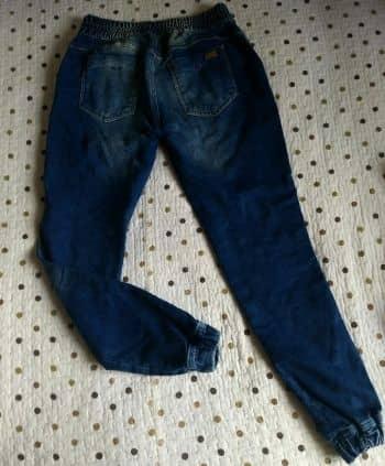 Foto Carousel Producto: Jeans tipo jogger  tela elastica GoTrendier