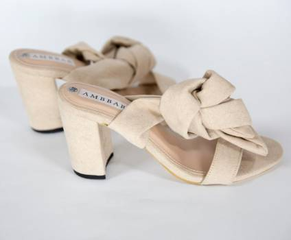 Foto Carousel Producto: Sandalias beige GoTrendier
