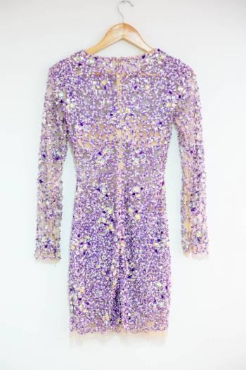 Foto Carousel Producto: Vestido de lentejuelas GoTrendier