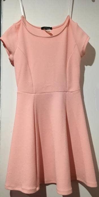 Foto Carousel Producto: Vestido color rosa GoTrendier