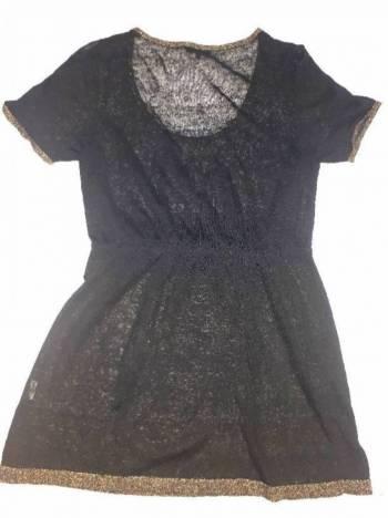 Foto Carousel Producto: Blusón negro...!! GoTrendier