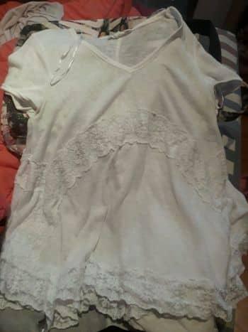 Foto Carousel Producto: Camisa blanca  GoTrendier