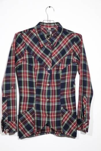 Foto Carousel Producto: Camisa tartan GoTrendier