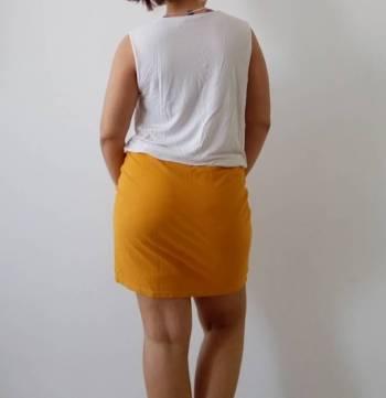 Foto Carousel Producto: Vestido mostaza MNG  GoTrendier