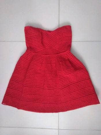 Foto Carousel Producto: Vestido corto fiesta  GoTrendier