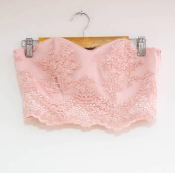 Foto Carousel Producto: Conjunto rosado claro GoTrendier