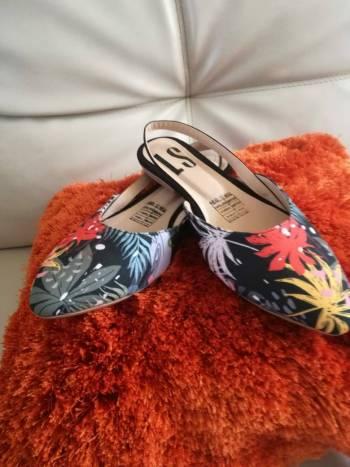 Foto Carousel Producto: Baletas textil talla 39 GoTrendier