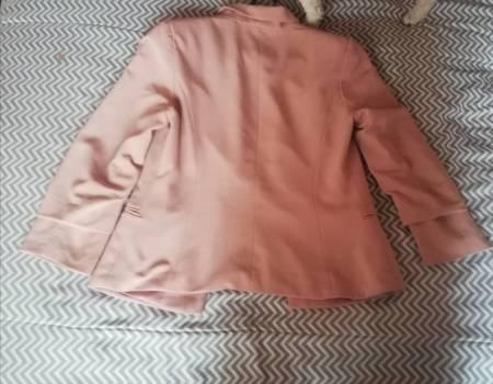 Foto Carousel Producto: Blazer rosa palo GoTrendier