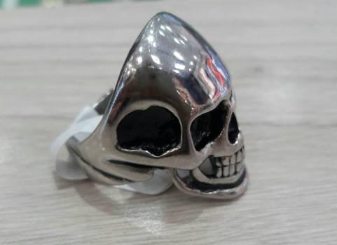 Foto Carousel Producto: Combo anillos en acero blanco  GoTrendier