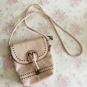 Foto Carousel Producto: Hermoso bolsito casual palo de rosa GoTrendier