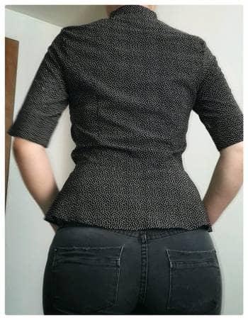 Foto Carousel Producto: Blusa Ankara fashion GoTrendier