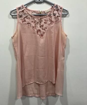 Foto Carousel Producto: Blusa rosada GoTrendier