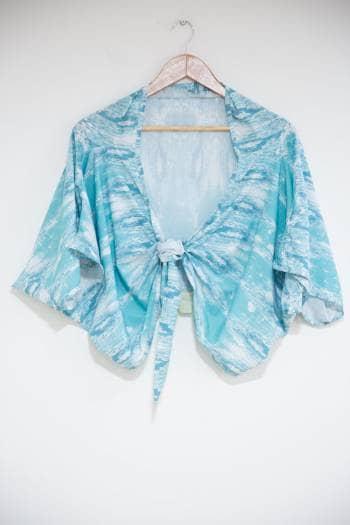 Foto Carousel Producto: Blusa estampada GoTrendier