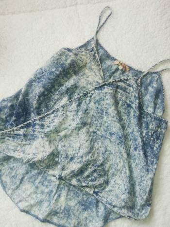 Foto Carousel Producto: Blusa estapada, cola de pato GoTrendier
