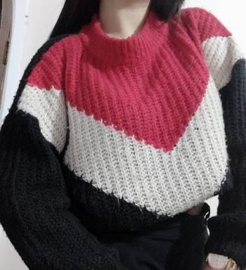 Foto Carousel Producto: Saco en lana talla 8 GoTrendier