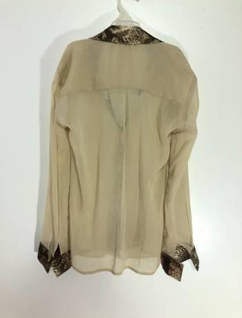 Foto Carousel Producto: Camisa transparente - ELA GoTrendier