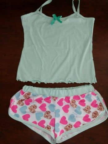 Foto Carousel Producto: Conjunto pijama dama cachetero GoTrendier