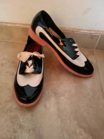 Foto Carousel Producto: Zapatos tipo Derby GoTrendier