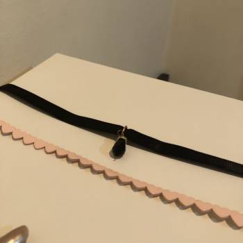 Foto Carousel Producto: Set Chockers x2!! GoTrendier
