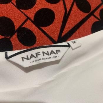 Foto Carousel Producto: Hermosa blusa Naf Naf una postura GoTrendier