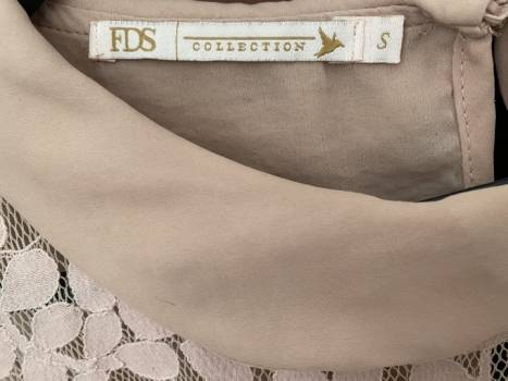 Foto Carousel Producto: Blusa transparente FDS GoTrendier