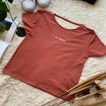 Foto Carousel Producto: MCM005   Camiseta salmón GoTrendier