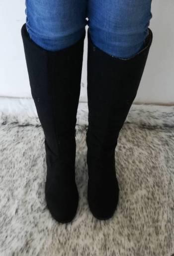 Foto Carousel Producto: Lindas botas negras talla 35 GoTrendier