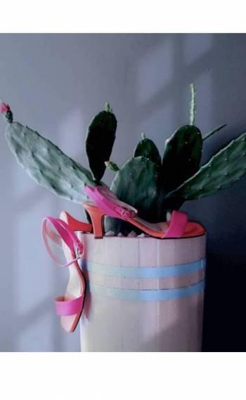Foto Carousel Producto: Hermosa sandalias con tacon GoTrendier