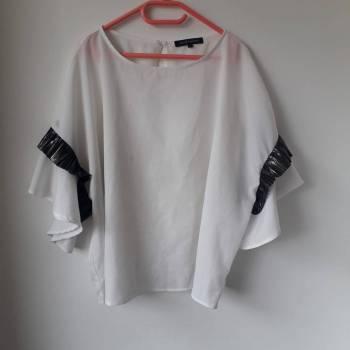 Foto Carousel Producto: Blusa blanca seven y seven GoTrendier